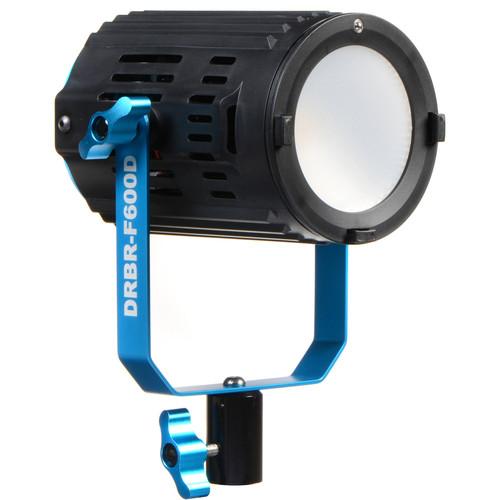 Dracast DRBR-F-600D BoltRay LED Daylight 2-Light Kit