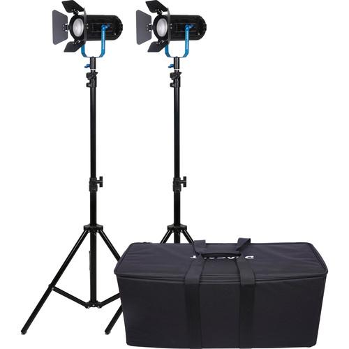 Dracast BoltRay 400 Plus Daylight LED 2-Light Kit with Soft Case