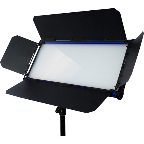 Dracast Cineray X3 Bi-Color LED Light Panel with V-Mount Battery Plate