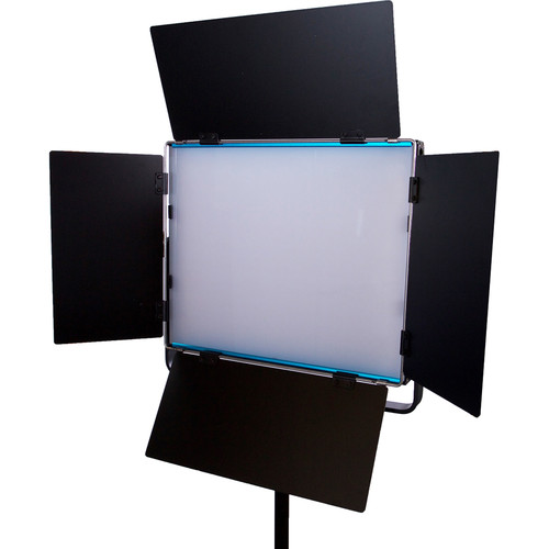 Dracast Cineray Series LED900 Bi-Color LED Panel with V-Mount Battery Plate