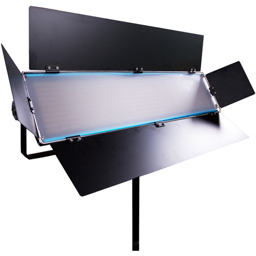 Dracast Cineray Series LED700 Bi-Color LED Panel with V-Mount Battery Plate