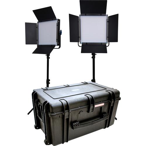 Dracast LED1000 Kala Bi-Color LED 2-Light Kit