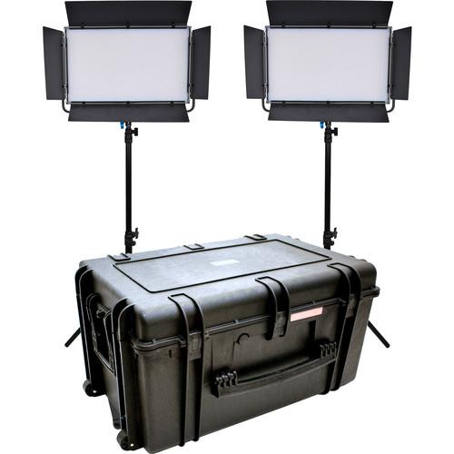 Dracast LED2000 Kala Bi-Color LED 2-Light Kit