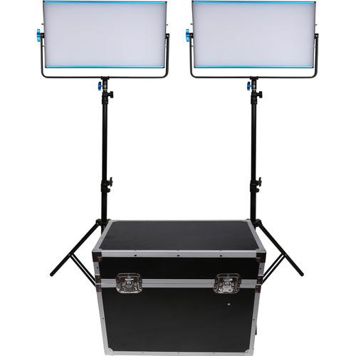 Dracast LED3000D Silq Daylight LED 2-Light Kit