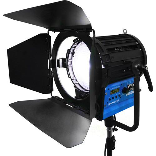 Dracast Fresnel Studio LED1000 Tungsten LED Light