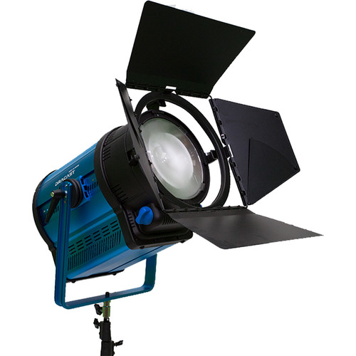 Dracast LED8000 Tungsten LED Fresnel with DMX
