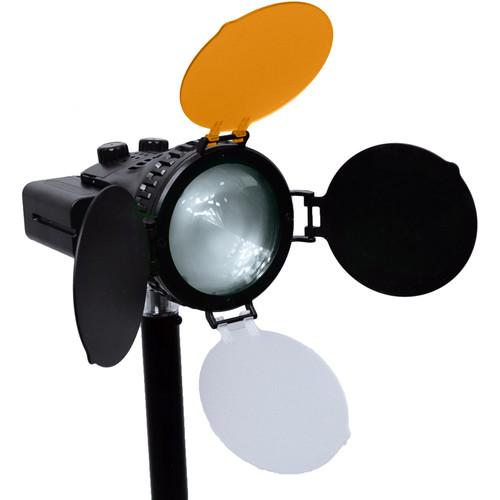 Dracast Mobile Fresnel Plus Kit with 3 Bi-Color LED Lights