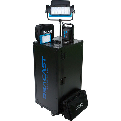 Dracast Webcast Plus 2-Light Kit (Bi-Color)