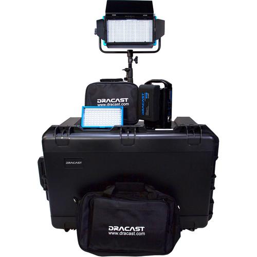 Dracast Webcast Plus 2-Light Kit (Tungsten)