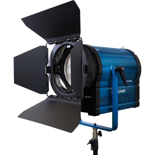 Dracast LED3000 Bi-Color LED Fresnel with DMX