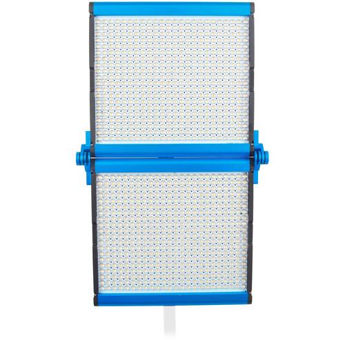 Dracast LED1000 Bi-Color LED Light + On-Camera Light + Converter