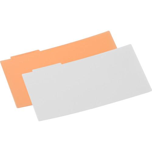 Dracast Filter Set for LED500 Panel (2-Piece)