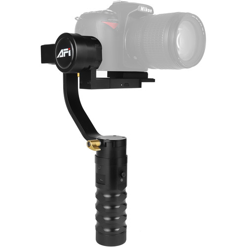 Draco Broadcast AFi VS-3SD Handheld 3-Axis Motorized Gimbal for DSLRs & Mirrorless Cameras