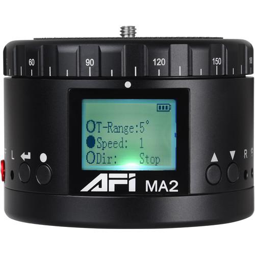Draco Broadcast AFI MA2 Electronic Head