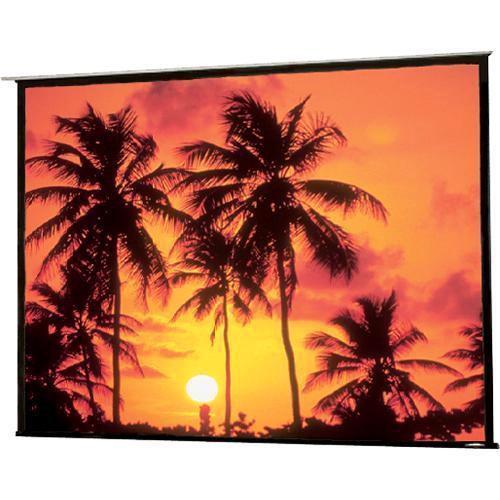 """Draper 139014EM Access/Series E 168 x 168"""" Ceiling-Recessed Motorized Screen (120V)"""