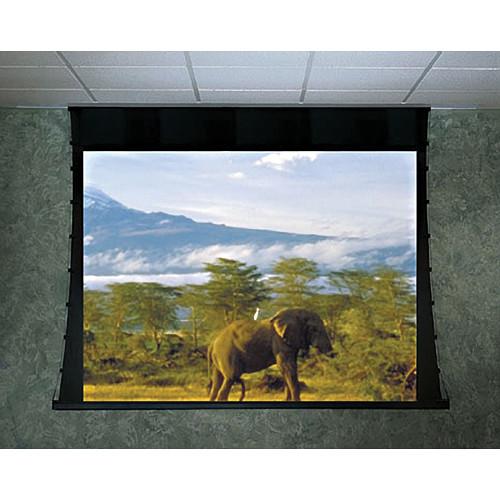 """Draper 143027FB Ultimate Access/Series V 60 x 96"""" Motorized Screen (120V)"""