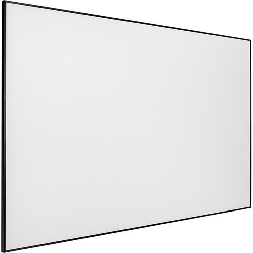 "Draper 254206FR Profile 79 x 140"" Fixed Frame Screen"