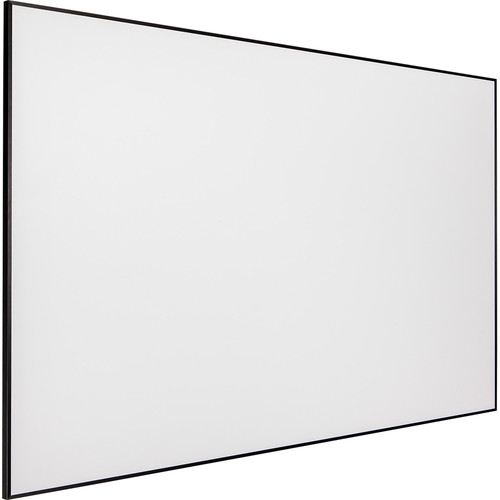 "Draper 254216FR Profile 65 x 152.8"" Fixed Frame Screen"
