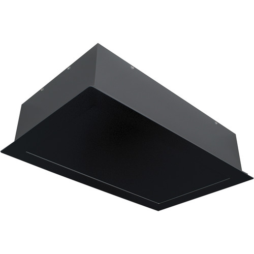 Draper 300575 Ceiling Finish Kit for Micro Projector Lift / AeroLift 25 (Black)