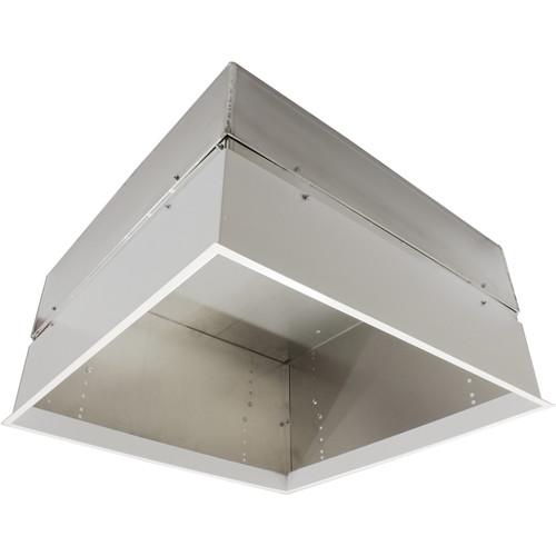 Draper 300581 Environmental Airspace Housing for Scissor Lift SL4-12 (SL-Sized, Black)