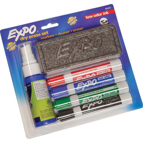 Draper Dry Erase Accessory Kit