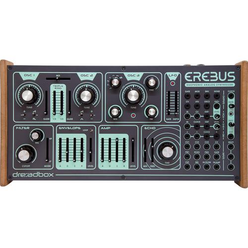 Dreadbox Erebus V3 Semi-Modular Duophonic Analog Synthesizer