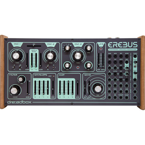 Dreadbox Lil' Erebus Full Synth Voice Module (34hp)