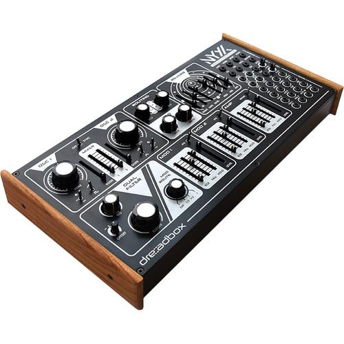 Dreadbox Nyx V2 Analog Paraphonic Desktop Synthesizer