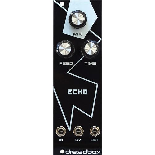 Dreadbox Echo - White Line Series Eurorack Module (8 HP)