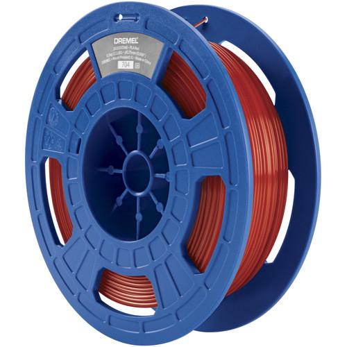Dremel 3D 1.75mm PLA Filament (Racecar Red)