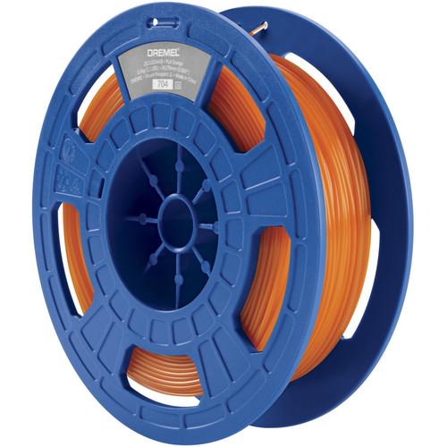 Dremel 3D 1.75mm PLA Filament (Electric Orange)