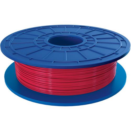 Dremel 3D 1.75mm PLA Filament for 3D Idea Builder Printer (Racecar Red, 10-Pack)