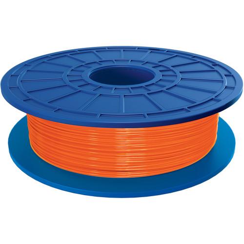 Dremel 3D 1.75mm PLA Filament for 3D Idea Builder Printer (Electric Orange, 10-Pack)