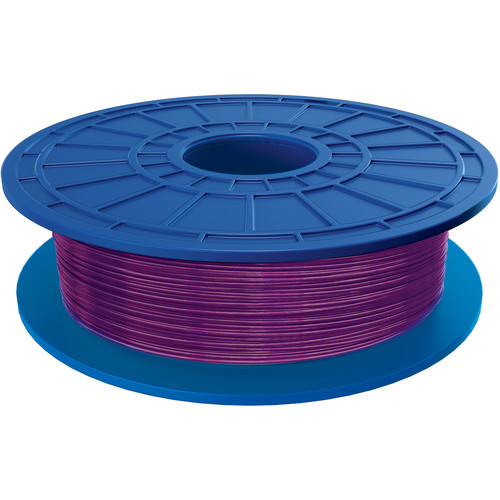 Dremel 3D 1.75mm PLA Filament for 3D Idea Builder Printer (Purple Orchid, 10-Pack)