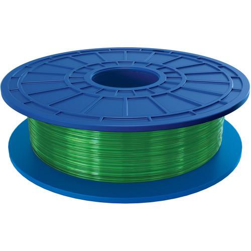 Dremel 3D 1.75mm PLA Filament for 3D Idea Builder Printer (Grass Green, 10-Pack)