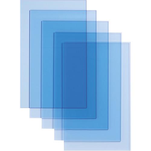 "Dremel 3D Blue Acrylic Craft Board (20 x 12 x 0.1"", 5-Pack)"