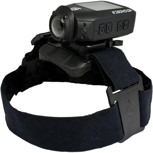 Drift Head Strap Mount for Drift Action Cameras
