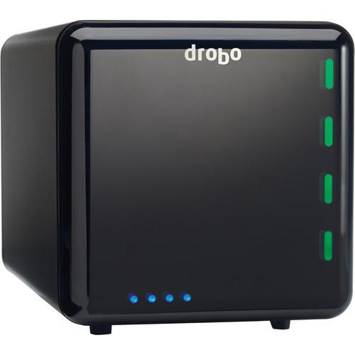 Drobo 20TB (4 x 5TB) 4-Bay USB 3.0 Storage Array Kit