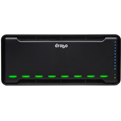 Drobo B810n 24TB 8-Bay NAS Enclosure Kit with Drives (8 x 3TB)