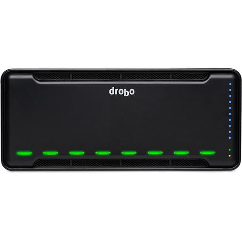 Drobo B810i 16TB 8-Bay iSCSI SAN Array (4 x 4TB HDDs + 1 x 240GB SSD)