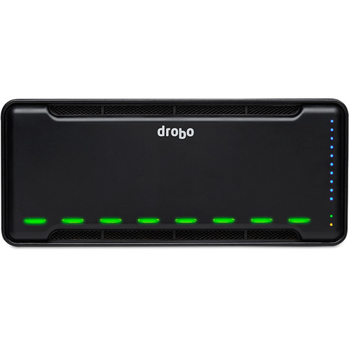 Drobo B810i 48TB 8-Bay iSCSI SAN Array (8 x 6TB HDDs)