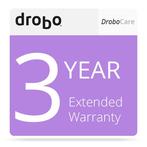 Drobo 3 Year DroboCare Extended Warranty for Drobo Mini