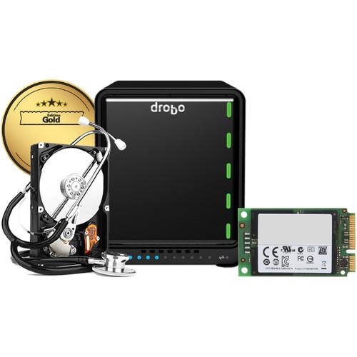 Drobo 5N2 5-Bay NAS Enclosure (Gold Edition)