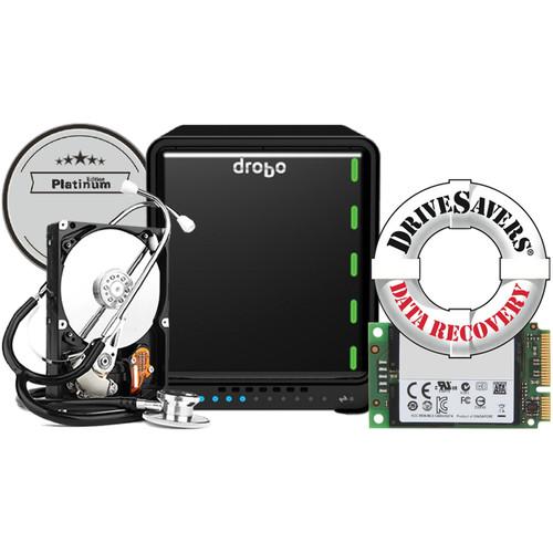 Drobo 5N2 5-Bay NAS Enclosure (Platinum Edition)
