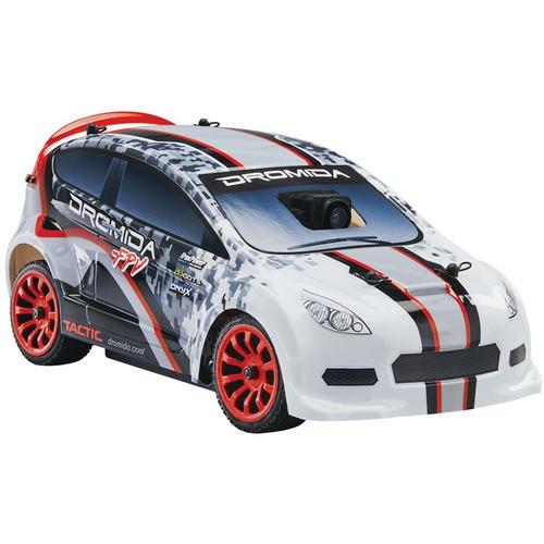 DROMIDA Rally Car Ready-to-Run 1/18 Scale Electric 4WD FPV Vehicle