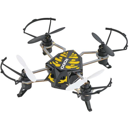 DROMIDA KODO RTF Quadcopter with Integrated Flight Camera