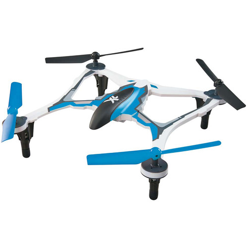 DROMIDA XL Ready-to-Fly 370mm UAV Drone (Blue)