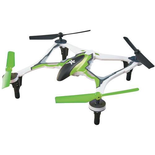 DROMIDA XL Ready-to-Fly 370mm UAV Drone (Green)