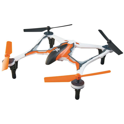 DROMIDA XL Ready-to-Fly 370mm UAV Drone (Orange)