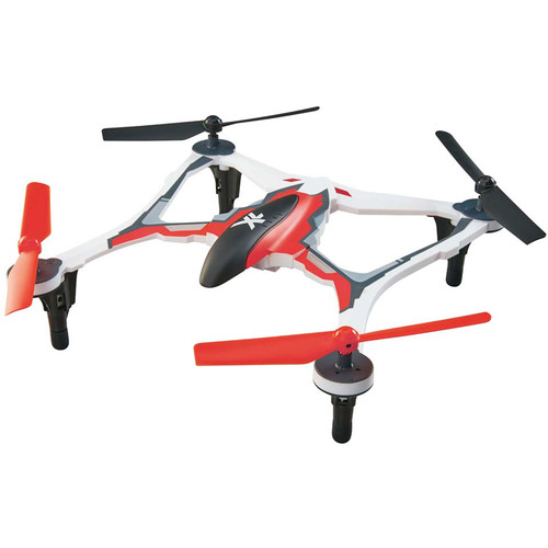 DROMIDA XL Ready-to-Fly 370mm UAV Drone (Red)